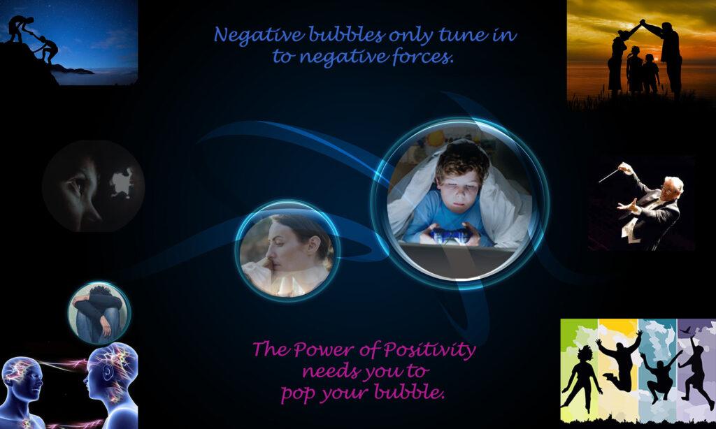Negative Bubbles