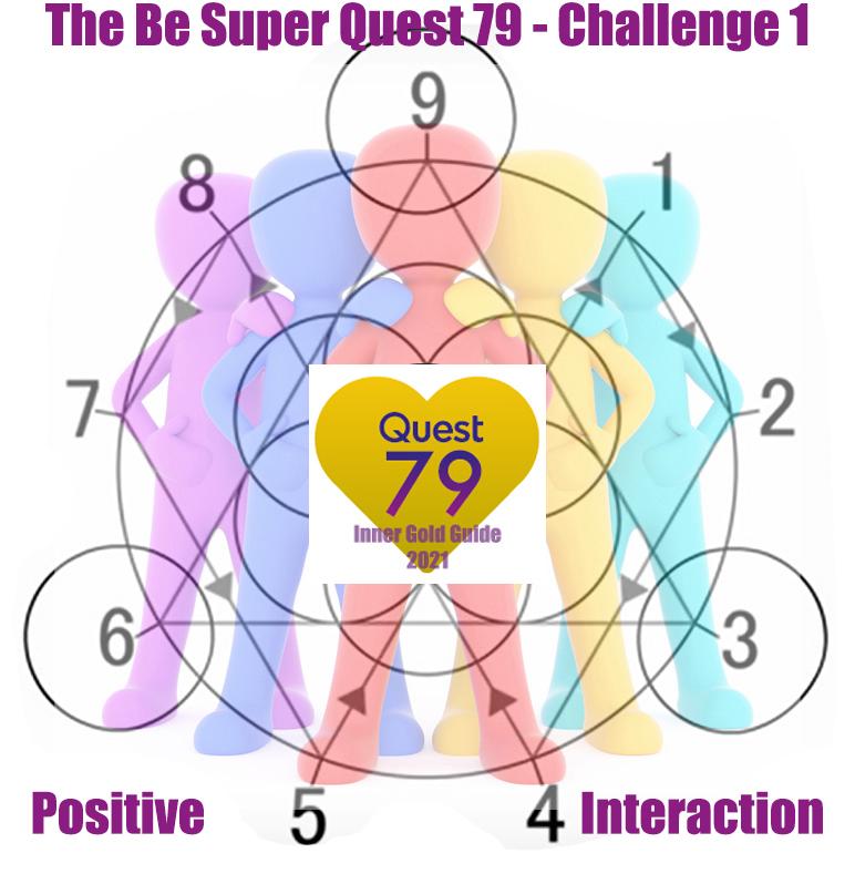 Be Super Quest 79 Challenge 1