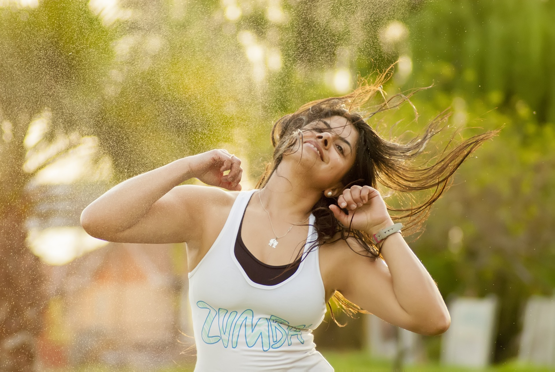physical activity and positivity