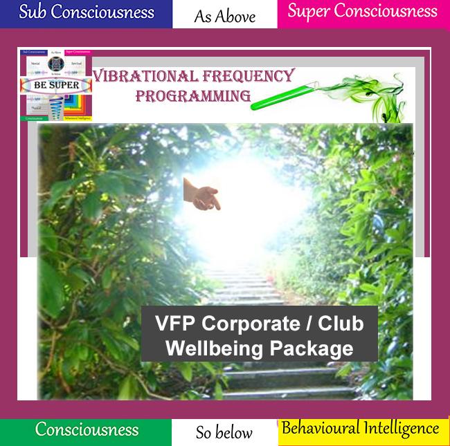 VFP Corporate Club Wellbeing Package